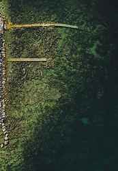 THEMENBILD - Küstenlinie, aufgenommen am 05. Juli 2020 in Novigrad, Kroatien // Coastline in Novigrad, Croatia on 2020/07/05. EXPA Pictures © 2020, PhotoCredit: EXPA/ JFK