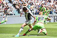 gol Mario Mandzukic<br />  Torino 21-05-2017 Juventus Stadium Football Calcio Serie A 2016/2017 Juventus - Crotone .<br /> Foto Image Sport / Insidefoto