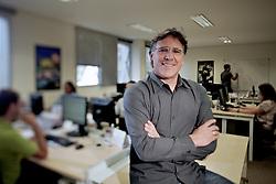 Beto Caleffi é engenheiro e atualmente responde pela<br /> gestão de novos projetos de uma operadora de TV a cabo. FOTO: Jefferson Bernardes/Preview.com