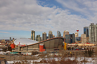 On-location Commercial photography for use in an upcoming marketing proposal as well as for the company website and social media accounts. Photos of the Calgary Stampede grounds including the Stampede Corral, Saddledome, and BMO Center.<br /> <br /> ©2019, Sean Phillips<br /> http://www.RiverwoodPhotography.com