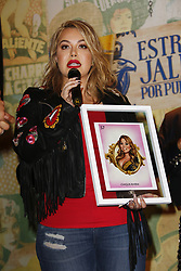 LOS ANGELES, CA - MAY 2: Chiquis Rivera joins Cerveza Estrella Jalisco to kick off a Cinco de Mayo partnership with Lyft on Tuesday  May 2, 2017, in Los Angeles. Byline, credit, TV usage, web usage or linkback must read SILVEXPHOTO.COM. Failure to byline correctly will incur double the agreed fee. Tel: +1 714 504 6870.
