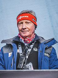 29.12.2018, Schattenbergschanze, Oberstdorf, GER, FIS Weltcup Skisprung, Vierschanzentournee, Oberstdorf, Qualifikation, im Bild Walter Hofer (FIS Skisprung Renndirektor) // Walter Hofer (FIS Ski Jumping Race Director) during his Qualification Jump for the Four Hills Tournament of FIS Ski Jumping World Cup at the Schattenbergschanze in Oberstdorf, Germany on 2018/12/29. EXPA Pictures © 2018, PhotoCredit: EXPA/ Stefanie Oberhauser