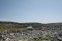 Rocks on Inis Mor Aran Islands County Galway Ireland