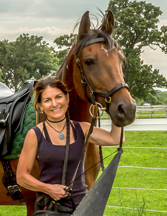 Laura Flanagan & Socrates, Hickory Knoll Farms Stable, Fitchburg, August 18, 2017
