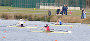 Eton, United Kingdom    GBR W1X, Katherine GRAINGER   winning the women's  single Sculls, at the Sunday Final, 2012 GB Rowing Trials, Dorney Lake. Near Windsor Berks Sunday  11/03/2012  [Mandatory Credit; Peter Spurrier/Intersport-images]