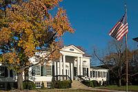 Taft Museum in Fall