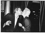 Paul Quatrochi. Michaela von Hapsburyin New York 1992. © Copyright Photograph by Dafydd Jones 66 Stockwell Park Rd. London SW9 0DA Tel 020 7733 0108 www.dafjones.com