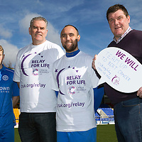 St Johnstone Support Cancer Research