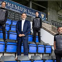 St Johnstone Management Team