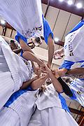 DESCRIZIONE : Eurolega Euroleague 2015/16 Gir.D Dinamo Banco di Sardegna Sassari - Unicaja Malaga<br /> GIOCATORE : Team Dinamo Banco di Sardegna Sassari<br /> CATEGORIA : Fair Play Before Pregame<br /> SQUADRA : Dinamo Banco di Sardegna Sassari<br /> EVENTO : Eurolega Euroleague 2015/2016<br /> GARA : Dinamo Banco di Sardegna Sassari - Unicaja Malaga<br /> DATA : 10/12/2015<br /> SPORT : Pallacanestro <br /> AUTORE : Agenzia Ciamillo-Castoria/L.Canu