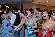 Fairdale High School holds it's prom at the Muhammad Ali Center on Saturday, May 18.
