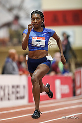 2020 USATF Indoor Championship<br /> Albuquerque, NM 2020-02-14<br /> photo credit: © 2020 Kevin Morris<br /> womens 400m, Nike
