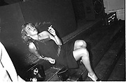 CLAIRE MISZEWSKA, Polish club Ball. Polish Club. London.  11 November 1982. SUPPLIED FOR ONE-TIME USE ONLY> DO NOT ARCHIVE. © Copyright Photograph by Dafydd Jones 248 Clapham Rd.  London SW90PZ Tel 020 7820 0771 www.dafjones.com