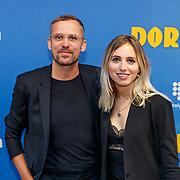 NLD/Amsterdam/20180917 - Premiere Doris, Patrick Martens en .........