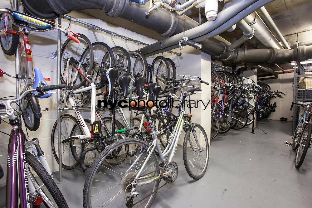 Bike Storage at 345 East 86th Street