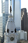 William Penn statue on Philadelphia City Hall