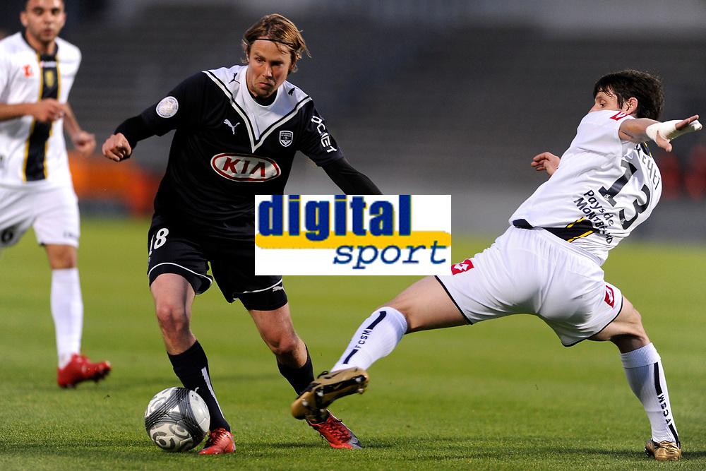 FOOTBALL - FRENCH CHAMPIONSHIP 2009/2010 - L1 - GIRONDINS BORDEAUX v FC SOCHAUX - 8/05/2010 - PHOTO JULIEN CROSNIER / DPPI - JAROSLAV PLASIL (BDX)