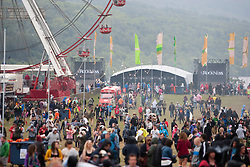 Rockness, Saturday, 11th June 2011..RockNess 2011, the annual music festival which takes place in Scotland at Clune Farm, Dores, on the banks of Loch Ness near Inverness..Pic ©2011 Michael Schofield. All Rights Reserved..
