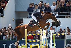 Allen Bertram, (IRL), Romanov <br /> Grand Prix Longines<br /> Longines Jumping International de La Baule 2015<br /> © Hippo Foto - Dirk Caremans<br /> 17/05/15