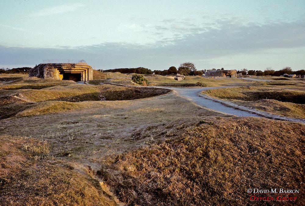 Point Du Hoc Bunkers