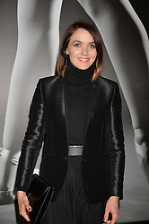 Victoria Pendleton at the Giselle Premier VIP Party, St.Martin's Lane Hotel, London England. 11 January 2017.