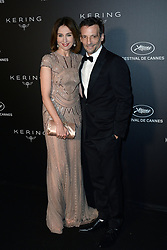Elle Fanning attends the Kering Women In Motion Awards during the 72nd annual Cannes Film Festival in Cannes, France, on May 19, 2019. 20 May 2019 Pictured: Elsa Zylberstein and Mathieu Kassovitz attend the Kering Women In Motion Awards during the 72nd annual Cannes Film Festival in Cannes, France, on May 19, 2019. Photo credit: Favier/ELIOTPRESS / MEGA TheMegaAgency.com +1 888 505 6342