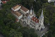 Belo Horizonte_MG, Brasil.<br /><br />Igreja de Lourdes em Belo Horizonte, Minas Gerais.<br /><br />The Lourdes church in Belo Horizonte, Minas Gerais.<br /><br />Foto: JOAO MARCOS ROSA / NITRO