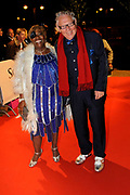 Premiere van de film Sonny Boy op maandag 17 januari in het Circus Theater in Scheveningen.<br /> <br /> Op de foto: Gerda Havertong