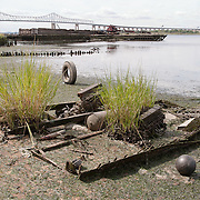 Wrecks with Outer Bridge Crossing