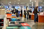 Nederland, Nijmegen, 20-2-2014De vestiging van Polare in de stad is weer open. De werknemers willen de zaak zelfstandig voortzetten onder de oude naam Dekker vd Vegt. Onder meer via crowd funding en aandelen uitgeven.Foto: Flip Franssen/Hollandse Hoogte