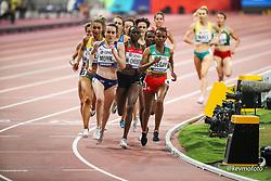 2019 IAAF World Athletics Championships held in Doha, Qatar from September 27- October 6<br /> Day 7