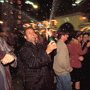 New Years 2000 in Los Angeles was a night of revelry as we entered a new millenium.