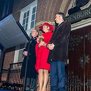 NLD/Den Bosch/20161201 - Koningin Maxima opent Jheronimus Academy of Data Science,