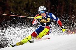 05.03.2017, Podkoren, Kranjska Gora, SLO, FIS Weltcup Ski Alpin, Kranjska Gora, Slalom, Herren, 1. Lauf, im Bild Dave Ryding (GBR) // Dave Ryding of United Kingdom in action during his 1st run of men's Slalom of FIS ski alpine world cup at the Podkoren in Kranjska Gora, Slovenia on 2017/03/05. EXPA Pictures © 2017, PhotoCredit: EXPA/ Johann Groder