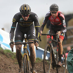 03-11-2019: Cycling: Superprestige Veldrijden: Ruddervoorde<br />Corne van Kessel