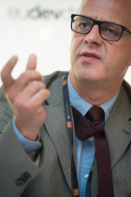 03 June 2015 - Belgium - Brussels - European Development Days - EDD - Inclusion - Building a caring world-A common challenge for Europe and emerging countries - Uwe Gehlen,<br /> Head of Social Protection, Deutsche Gesellschaft für Internationale Zusammenarbeit (GIZ)© European Union