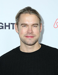 LOS ANGELES, CA - NOVEMBER 19: Celebrities attend the 3rd Annual Airbnb Open Spotlight at Various Locations on November 19, 2016 in Los Angeles, California. 20 Nov 2016 Pictured: Chord Overstreet. Photo credit: @parisamichelle / MEGA TheMegaAgency.com +1 888 505 6342