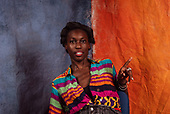 Singer Songwriter, Producer and Actress Julia Kwamya Portrait Session.