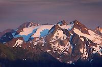 South Cascade Glacier, North Cascades Washington