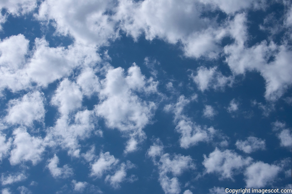 Blue sky white clouds<br /> *ADD TO CART FOR LICENSING OPTIONS*