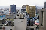 Japan, Hiroshima, cityscape