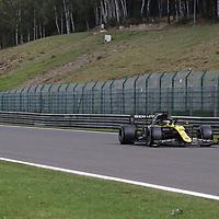 28.08.2020, Circuit de Spa-Francorchamps, Spa-Franchorchamps, FORMULA 1 ROLEX BELGIAN GRAND PRIX 2020<br />  , im Bild<br /> Daniel Ricciardo (AUS#3), Renault DP World F1 Team<br /> <br /> Foto © nordphoto / Bratic