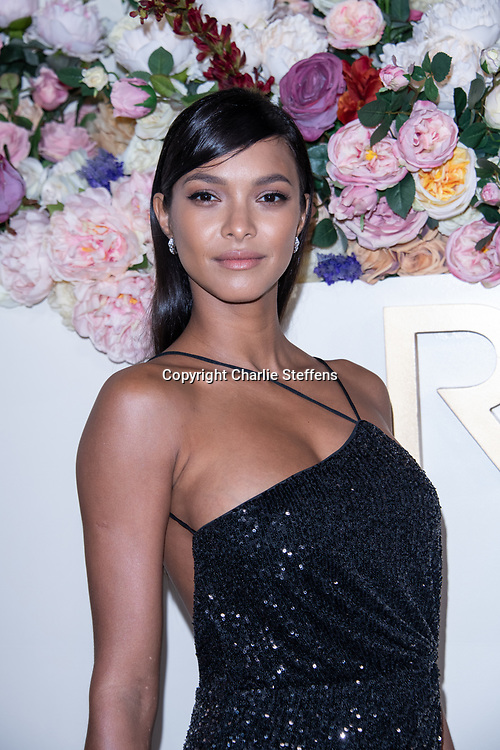 LAIS RIBEIRO attends the 3rd Annual #REVOLVEawards at Goya Studios in Los Angeles, California