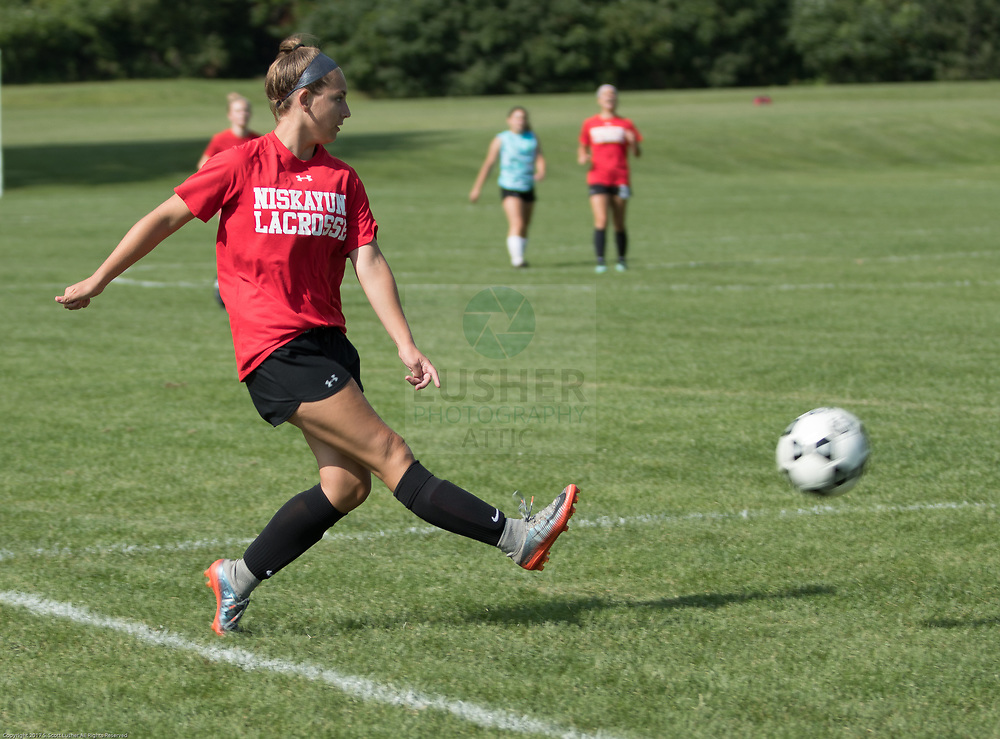 At Burnt Hills - NGS JV scrimmage - Ashley Wilber