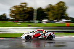Adam Lockwood pictured while competing in the 750 Motor Club's Toyota MR2 Championship. Picture taken at Oulton Park on October 10, 2020 by 750 Motor Club photographer Jonathan Elsey