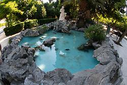Turtle Pond, National Garden, Athens, Greece