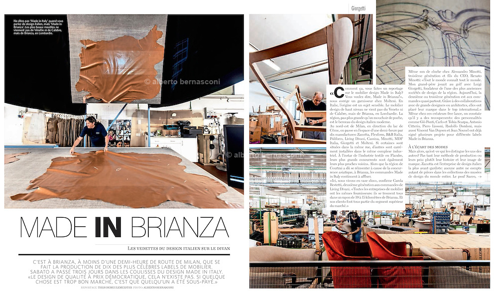 http://sabato.lecho.be/ magazine