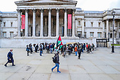 Britain Vigil for Palestine
