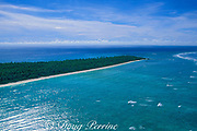 beach and ocean, Bikini Atoll, Marshall Islands, Micronesia ( Central Pacific Ocean )