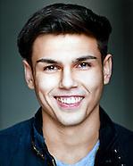Actor Headshot Portraits Harry Mulqueen